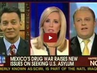 Fox News Interview : Francisco On Asylum